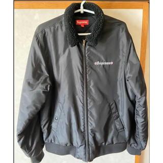 Supreme - supreme independent bomber jacket シュプリーム