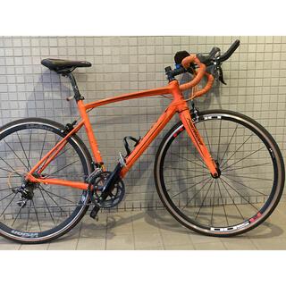 メリダ(MERIDA)の【新宿等手渡し】メリダ RIDE200改 105化 サイズ52(自転車本体)
