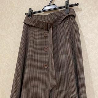ストロベリーフィールズ(STRAWBERRY-FIELDS)のストロベリーフィールズ スカート(ロングスカート)