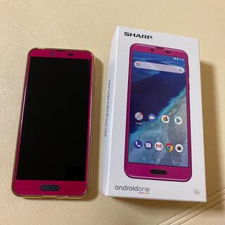 アンドロイドワン(Android One)のandroid one X4(スマートフォン本体)
