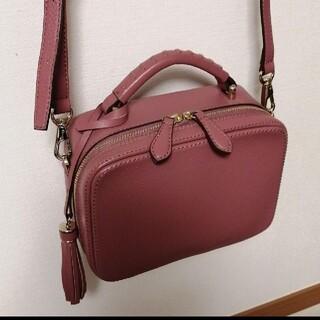 ツチヤカバンセイゾウジョ(土屋鞄製造所)の土屋鞄 限定色 スウィングミニショルダー バッグ モーブピンク(ショルダーバッグ)