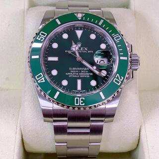 ★ROLEX ロレックス★グリーン サブマリーナ デイト116610LV 腕時計(腕時計(アナログ))