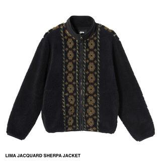 ステューシー(STUSSY)のstussy Lima Jacquard Sherpa Jacket(その他)