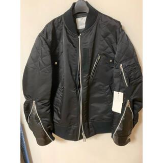 sacai - sacai MA-1 ブルゾン ジャケット 20aw size3