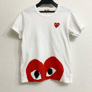 COMME des GARCONS - PLAY COMME des GARCONS Tシャツ