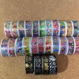 ディズニー(Disney)のディズニー マスキングテープ 26個セット(テープ/マスキングテープ)