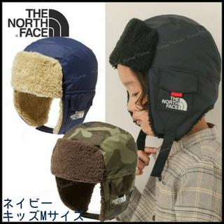 THE NORTH FACE - 【新品未使用】THE NORTH FACE キッズフロンティアキャップ ネイビー