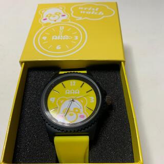 トリプルエー(AAA)のAAA え〜パンダ リストウォッチ(腕時計)