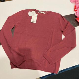 マウジー(moussy)のmoussy薄てセーター(ニット/セーター)