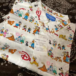 ディズニー(Disney)のチームディズニー(シャツ/ブラウス(長袖/七分))