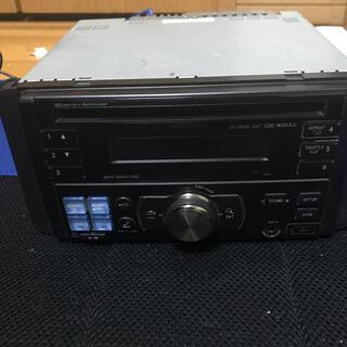アルパイン ヘッドユニット CDE-W203ji(カーオーディオ)