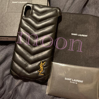サンローラン(Saint Laurent)のiPhone XS Maxケース(iPhoneケース)