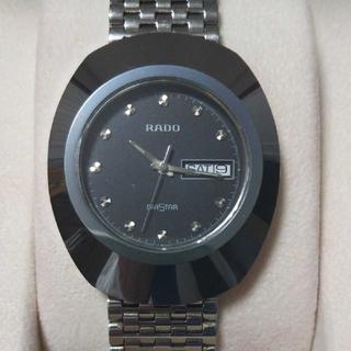 ラドー(RADO)のRADO DIA STAR ラドー ダイヤスター 腕時計(腕時計(アナログ))