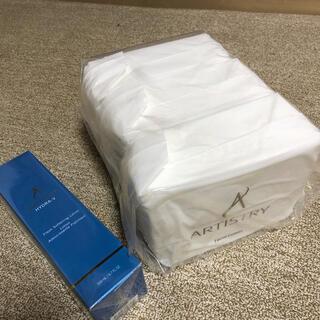 アムウェイ(Amway)のamwayハイドラアクア 化粧水コットンセット(化粧水/ローション)