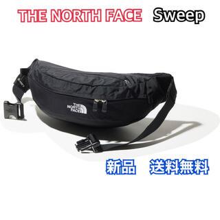 ザノースフェイス(THE NORTH FACE)のノースフェイス スウィープ ブラック Sweep 新品タグ付(ボディバッグ/ウエストポーチ)
