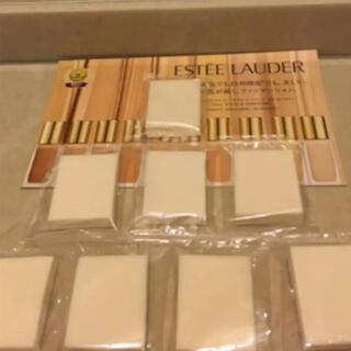 エスティローダー(Estee Lauder)のエスティローダー サンプル(ダブルウェア スポンジ)新品(パフ・スポンジ)