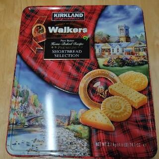 コストコ(コストコ)のKIRKLAND『Walkers ショートブレッド セレクション (大缶) 』(菓子/デザート)