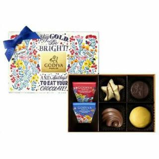 GODIVAゴディバ★コレクション ソレイユ アソートメント6粒入★チョコレート