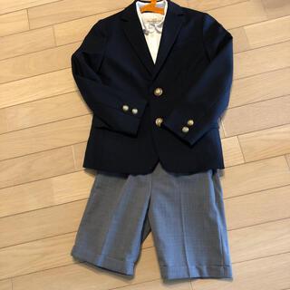 グリーンレーベルリラクシング(green label relaxing)のフォーマル衣装 男の子 120cm〜125cm(ドレス/フォーマル)