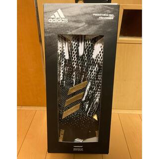 アディダス(adidas)のプレデター GL PRO FS adidas サッカーキーパーグローブ (その他)