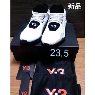 ワイスリー(Y-3)の新品 未使用 Y-3 スニーカー Saikou サイズ23.5(スニーカー)