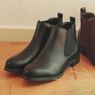 スタディオクリップ(STUDIO CLIP)のstudioCLIP スタディオクリップ サイドゴアブーツ ショートブーツ(ブーツ)