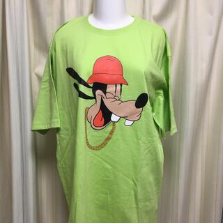 ディズニー(Disney)の定価6800円 ディズニー grafikus グーフィー Tシャツ プルート (Tシャツ/カットソー(半袖/袖なし))