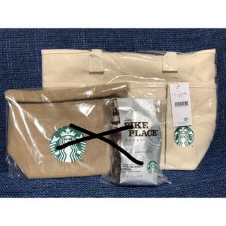 スターバックスコーヒー(Starbucks Coffee)のスタバ福袋2021(トートバッグ)
