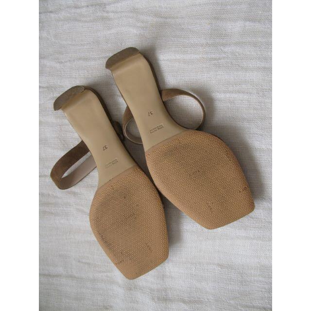 L'Appartement DEUXIEME CLASSE(アパルトモンドゥーズィエムクラス)のL'Appartement★アパルトモン /ブレンタ サンダル 37 レディースの靴/シューズ(サンダル)の商品写真