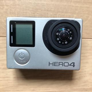 ゴープロ(GoPro)の【値下げ中】GOPRO HERO4 シルバー(コンパクトデジタルカメラ)