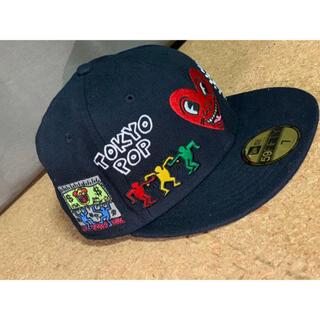 コーチ(COACH)のキースヘリング帽子(キャップ)