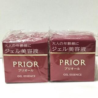 PRIOR - プリオール ジェル美容液 本体 2個