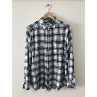 アメリカンイーグル(American Eagle)のAmerican Eagle レディース チェックネルシャツ(シャツ/ブラウス(長袖/七分))