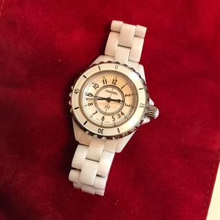 シャネル(CHANEL)のちゃんゆ様専用 CHANEL  腕時計 J12 ノベルティ(ノベルティグッズ)