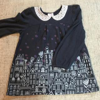アナスイミニ(ANNA SUI mini)のANNA SUI mini カットソー 130(Tシャツ/カットソー)