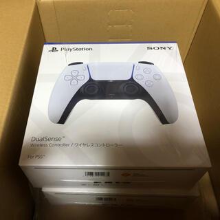 ソニー(SONY)の【新品】PlayStation5 DualSense ワイヤレスコントローラー(その他)