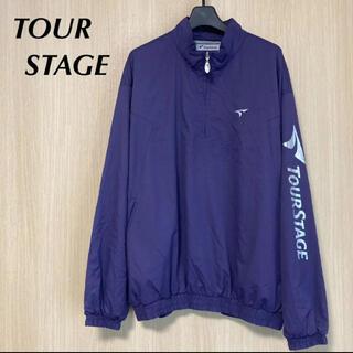 ツアーステージ(TOURSTAGE)のTOURSTAGE ツアーステージ  メンズ L ナイロンジャケット 防寒(ウエア)