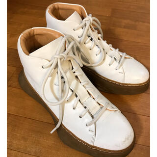 ミハラヤスヒロ(MIHARAYASUHIRO)のMIHARA YASUHIRO Hi cut Sneaker(スニーカー)