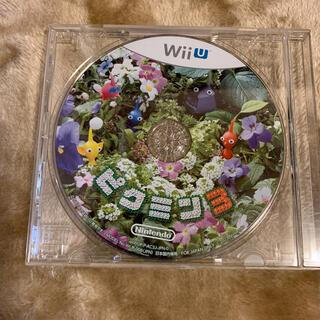 任天堂 - wiiu ピクミン3