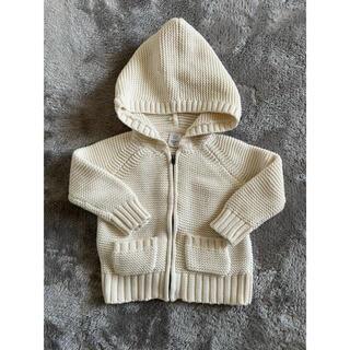 ベビーギャップ(babyGAP)の美品❤️gap baby ニットアウター(ジャケット/上着)