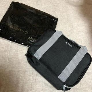 ナノユニバース(nano・universe)の専用!ナノユニバース 整理バッグ 未使用(トラベルバッグ/スーツケース)