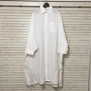 Yohji Yamamoto - Y's ロング丈シャツ 新品