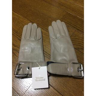 Vivienne Westwood - 【新品未使用】ヴィヴィアン 羊革 グローブ 革手袋