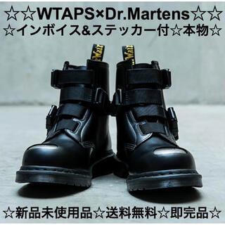 ダブルタップス(W)taps)の☆インボイス付属☆本物☆新品☆送料無料☆WTAPS 20aw STOMPER(ブーツ)