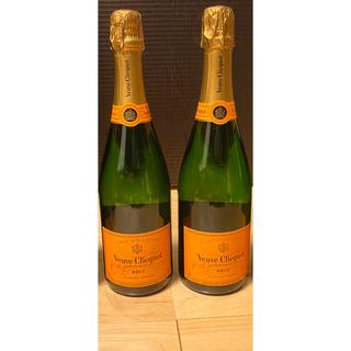 【calera様用】ヴーヴクリコ×2 モエ×2(シャンパン/スパークリングワイン)