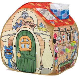 ディズニー(Disney)のディズニー ボールプール ボールハウス(知育玩具)