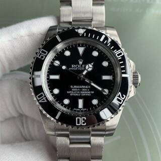 アイ(i)の美品 ロレックス  メンズ S級 高品質 腕時計 40MM(その他)