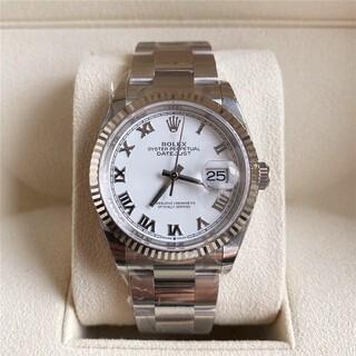 アイ(i)の美品 ロレックス デイトジャスト メンズ N級 高品質 腕時計 37mm(その他)