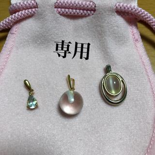 ジュエリーマキ(ジュエリーマキ)の専用 ネックレス トップ 3コ(ネックレス)