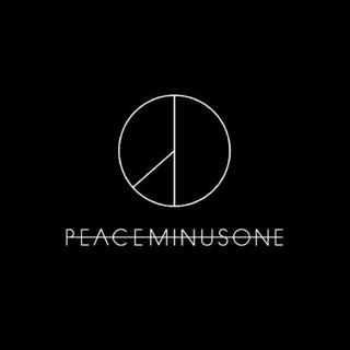 PEACEMINUSONE - 専用出品 peaceminusone バックソリッドパーカー